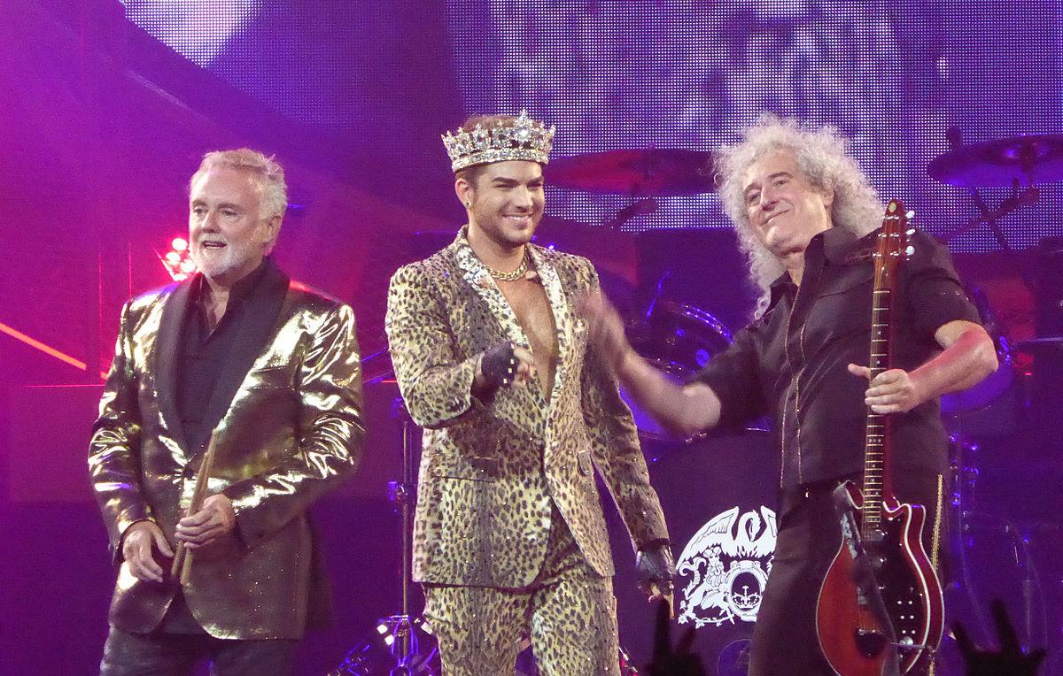 adam lambert queen SSE Arena, Londres