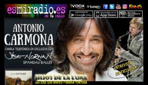 Entrevista Antonio Carmona