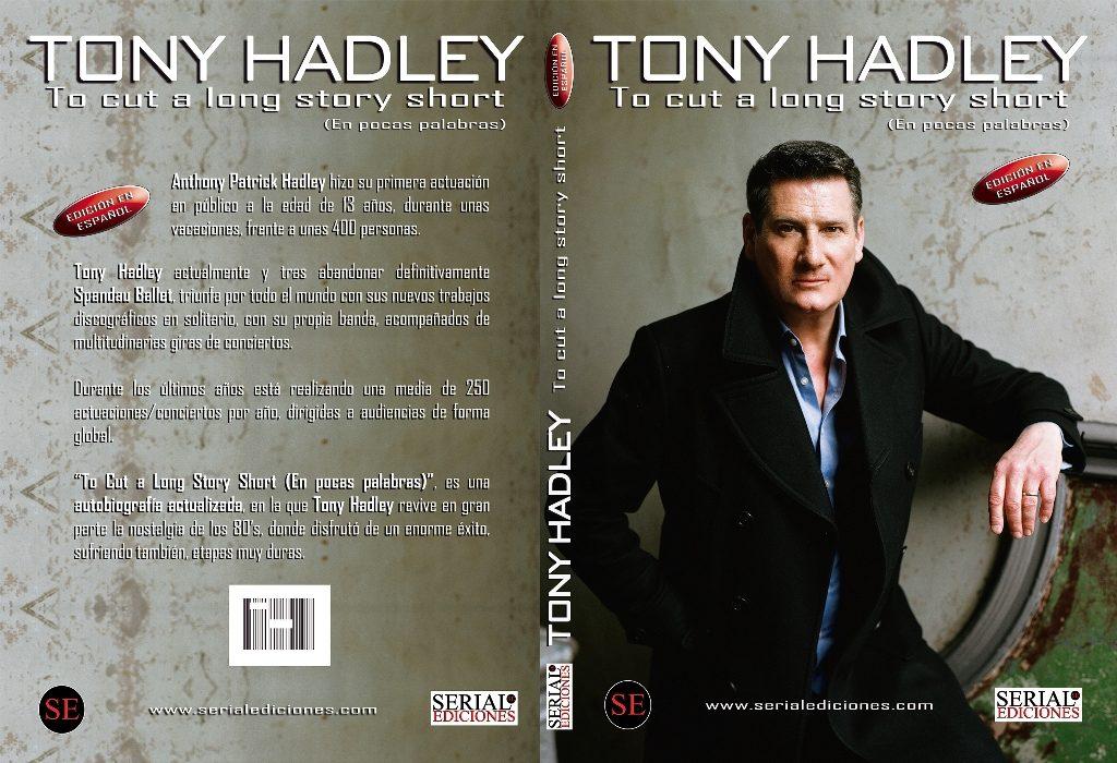 Libro Tony Hadley