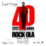 EXPOSICION. 40 años sala ROCK-OLA. (1981-2021). En la ciudad de Úbeda (Jaén) del 28 de agosto al 12 de octubre